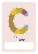 alphabet book c