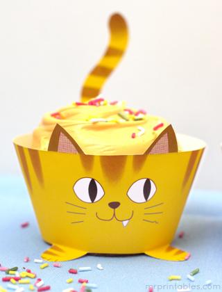 cupcake wrapper