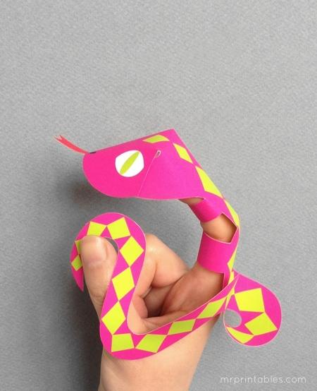 fantoche de dedo