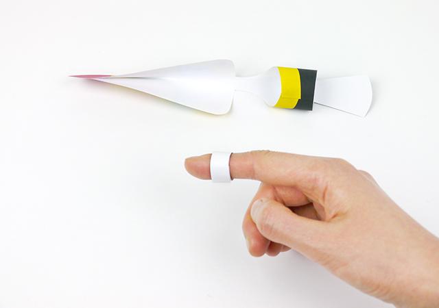 Wie können Sie Vogel Fingerpuppen