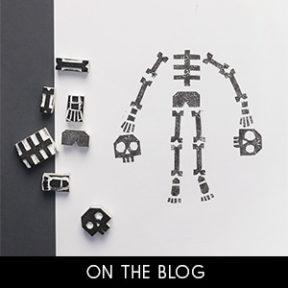 Stamping Skeletons